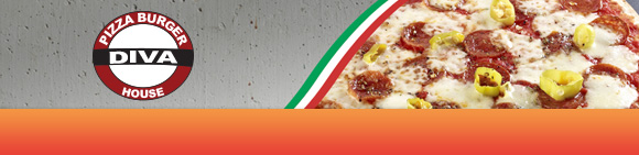 Diva Pizza Bundbanner